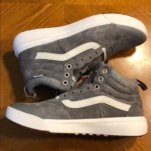 Vans Ultrarange MTE All Weather Gray Size 8 NEW